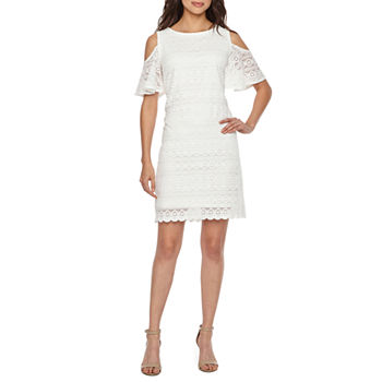 fa3baa9edf6 Cold Shoulder Dresses - JCPenney