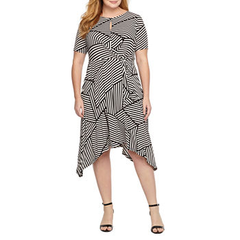 b36dc0bffea9 London Times Plus Size Dresses for Women - JCPenney