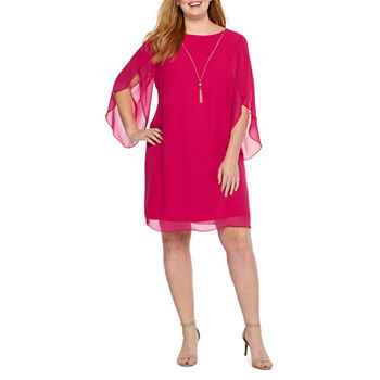 Plus Size Solid Church Dresses for Women - JCPenney