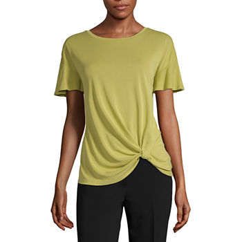 e3d1beb2 Women's T-Shirts | V-Neck Shirts for Women | JCPenney