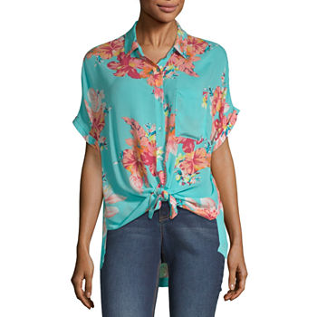 51f37b0e7 A.n.a Petites Size Tops for Women - JCPenney