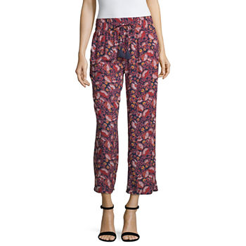 13ff9a2fa Petites Size Cropped Pants Capris   Crops for Women - JCPenney