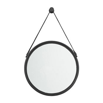 Signature Design by Ashley Dusan Round Wall Mirror