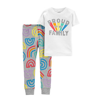 Carter's Toddler Unisex 2-pc. Pajama Set