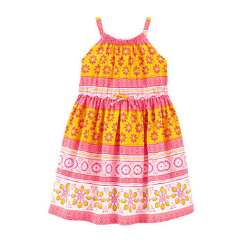 Carter's Toddler Girls Sleeveless A-Line Dress