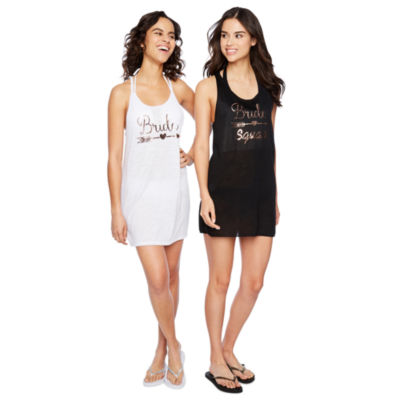 Black with White Dresses for Juniors