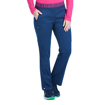 Med Couture Womens 7739 Yoga 2 Cargo Scrub Pants