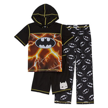 Batman Pajamas for Kids - JCPenney a95b11552