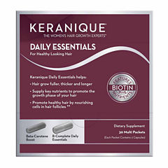 Keranique Daily Essential Supplements For Healthy Looking Hair