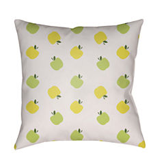Decor 140 Echevarria Square Throw Pillow