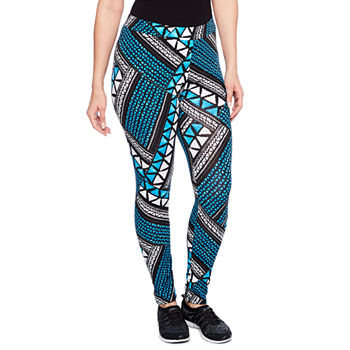 9ae72a35bd4ae CLEARANCE Blue Leggings for Women - JCPenney