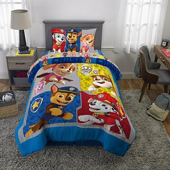 Nickelodeon Paw Patrol Gang\'s All Here Comforter & Sheet Set