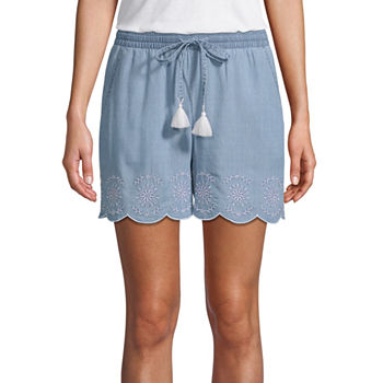 ad8b7de3ea St. John's Bay Shorts Shorts for Women - JCPenney