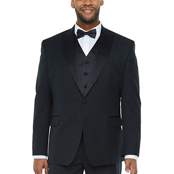 Stafford Travel Big and Tall Fit Tuxedo