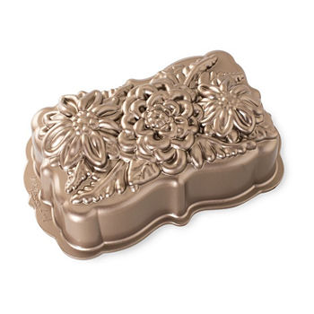 Nordicware Wildflower Loaf Pan