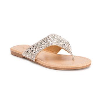 0427878775bb Olivia Miller Strap Sandals Women s Sandals   Flip Flops for Shoes ...