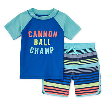 39783d82e Boys Swimwear for Baby - JCPenney
