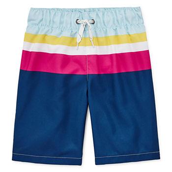 ed03b6cb0dcfe Preschool 4-7x Boys Swimwear for Kids - JCPenney