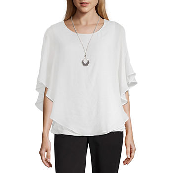 6547ac54f78101 Alyx Blouses Under $15 for Labor Day Sale - JCPenney