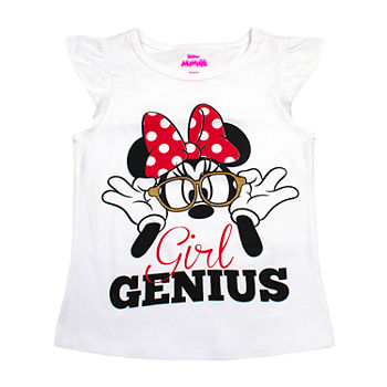 602ef84c Disney Minnie Mouse Shirts & Tees for Kids - JCPenney