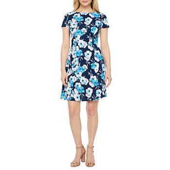 01da45c7460 Fit   Flair Dresses - JCPenney