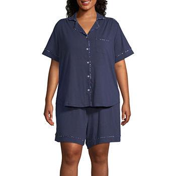 55d2098b5a2 Plus Size Pajama Sets - Shop JCPenney, Save & Enjoy Free Shipping