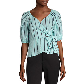 a154cd5e5d8ce Wrap Shirts Blue Under  20 for Memorial Day Sale - JCPenney