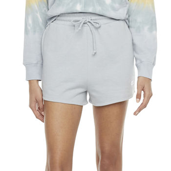 Cut And Paste Womens Pull-On Short-Juniors