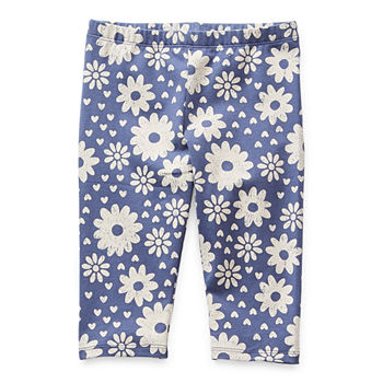 Okie Dokie Capri Toddler Girls Capri Leggings