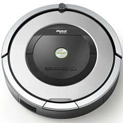 iRobot® Roomba® 860 Vacuuming Robot