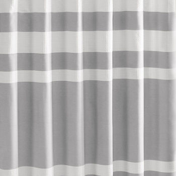 terry cloth shower curtain.  30 99 sale Gray Shower Curtains for Bed Bath JCPenney