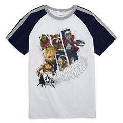 Marvel Graphic T-Shirt-Big Kid Boys