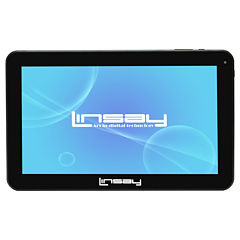 LINSAY® New 10.1'' Quad Core 1024x600HD 8Gb Android Tablet