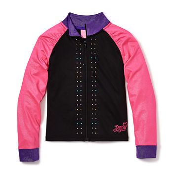 3719d72bc214 Track Jackets Girls 7-16 for Kids - JCPenney