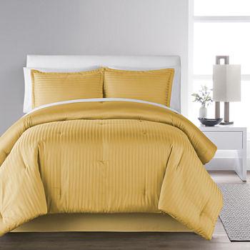 King Yellow Comforters Bedding Sets, Yellow King Bedding