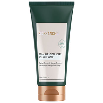Biossance Squalane + Elderberry Jelly Cleanser