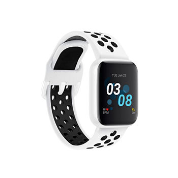 Itouch Air 3 Unisex Adult White Smart Watch-500010w-0-51-H03
