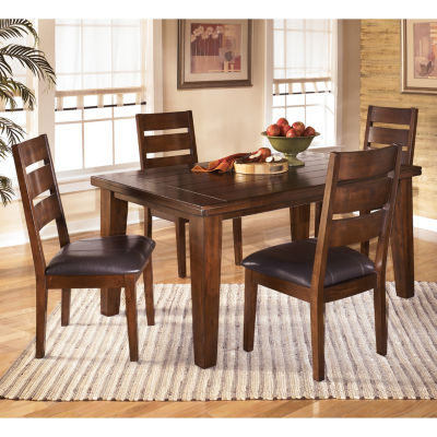Signature Design by Ashley® Larchmont Rectangular 5-PC Dining Set & Shop All Kitchen Furniture \u0026 Dining Room Sets at JCPenney