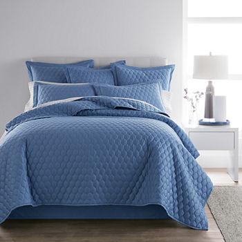 Liz Claiborne Classics Coverlet Set Mix & Match Bedding Collection