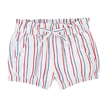 Oshkosh Baby Girls Pull-On Short