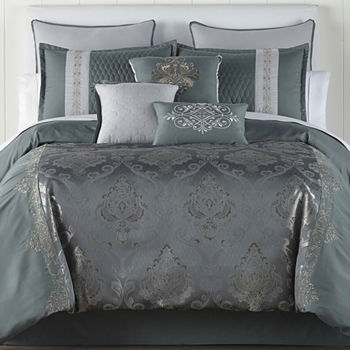 Blue Comforters Bedding Sets For Bed Bath Jcpenney