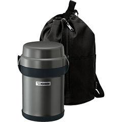 Zojirushi™ Mr. Bento Stainless Lunch Jar Set