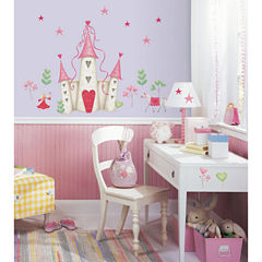 Art.com Princess Castle Wall Decal