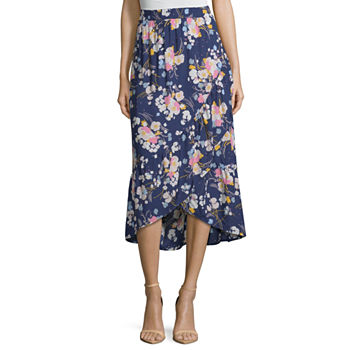 9ea32381e2 a.n.a Womens Mid Rise Maxi Skirt. Add To Cart. Few Left