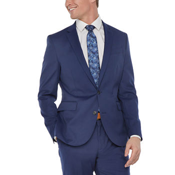 JF J.Ferrar Ultra Comfort Classic Fit Suit Seprates - Big and Tall