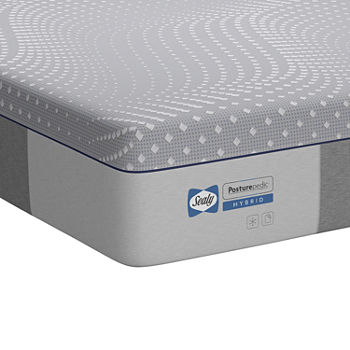 Sealy® Lacey Hybrid Firm - Mattress Only