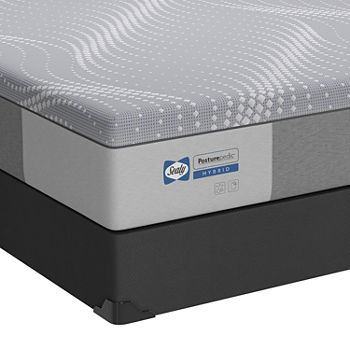 Sealy® Paterson Hybrid Medium - Mattress And Box Spring