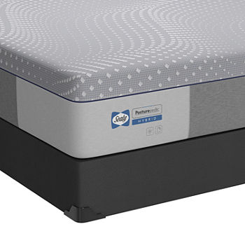 Sealy® Lacey Hybrid Firm - Mattress And Box Spring