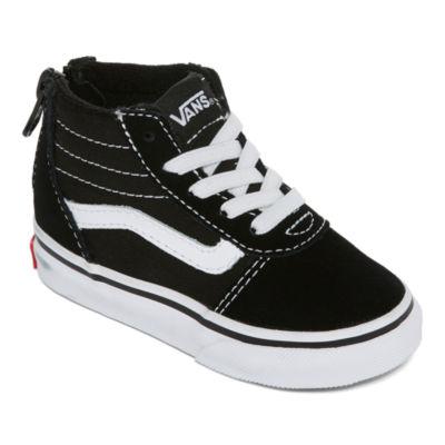 Vans Ward Hi Unisex Skate Shoes , Toddler