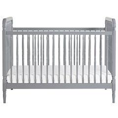 Million Dollar Baby Libery 3-in-1 Convertible Crib - Grey